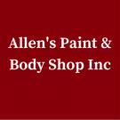 Allen's Paint & Body Shop Inc