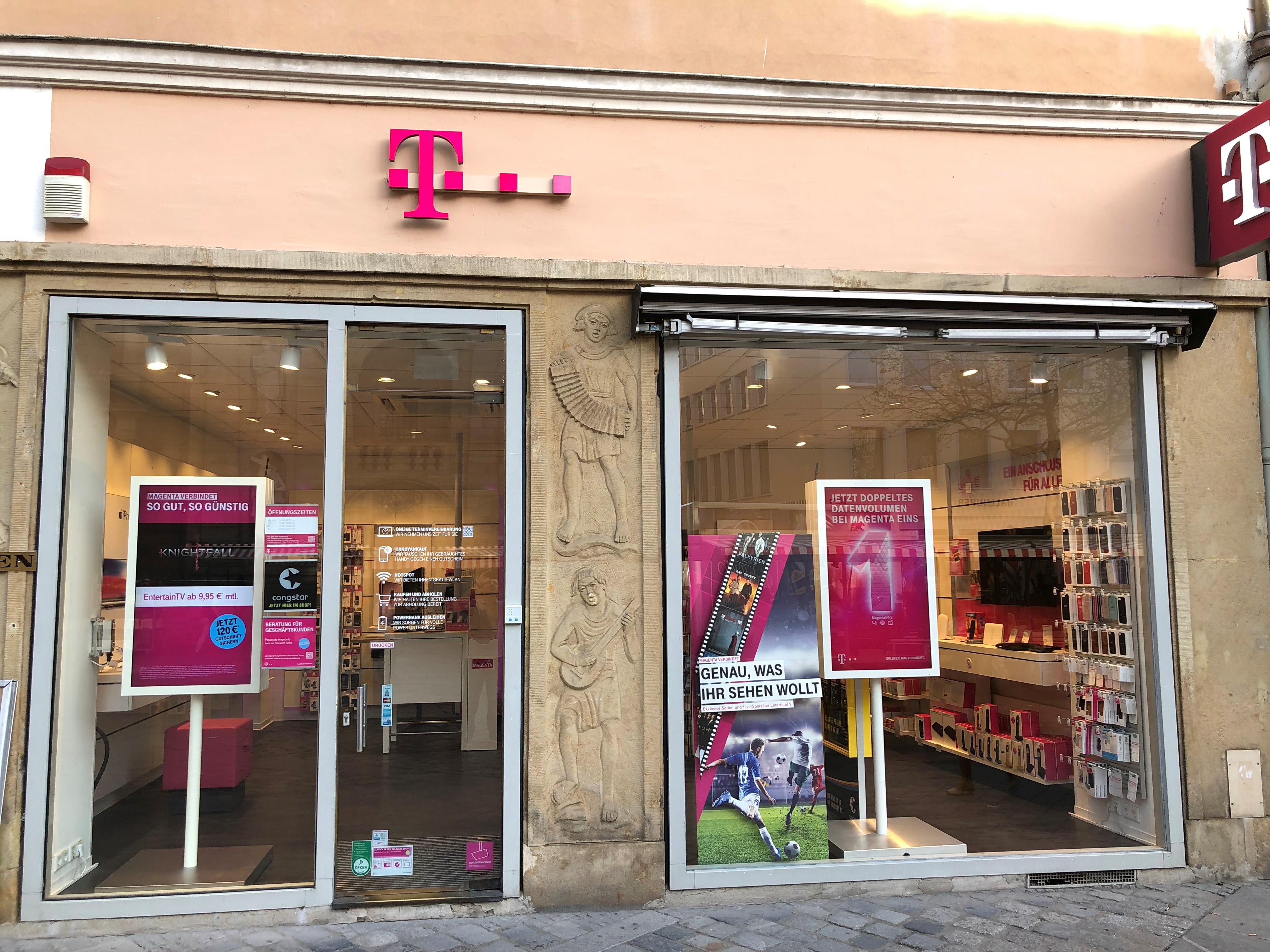 Telekom Shop Bamberg