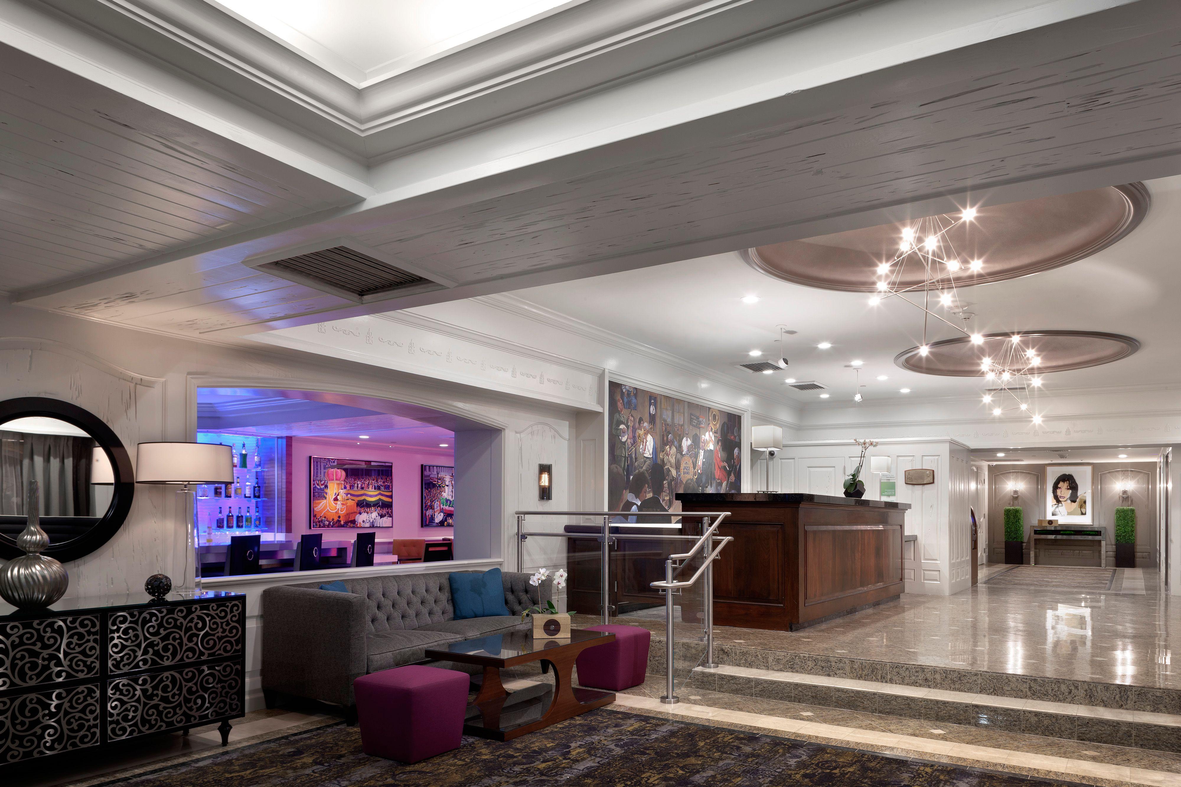 Hotels Near  Loyola Avenue New Orleans La