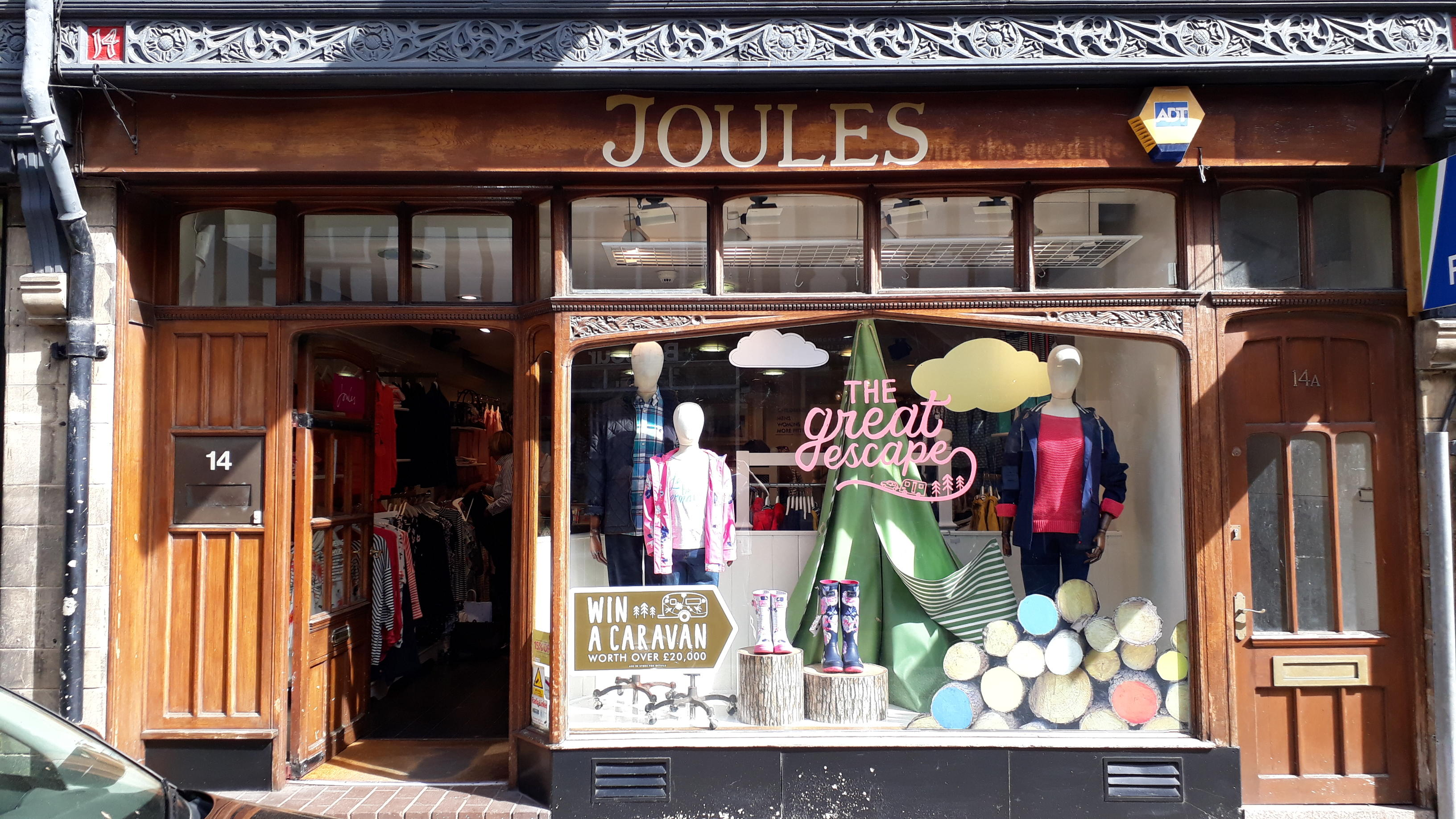 Joules - Chester, Cheshire CH1 2DY - 01244 319095 | ShowMeLocal.com