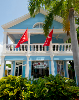 Clothing stores key west