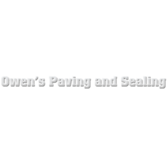 Owen's Paving