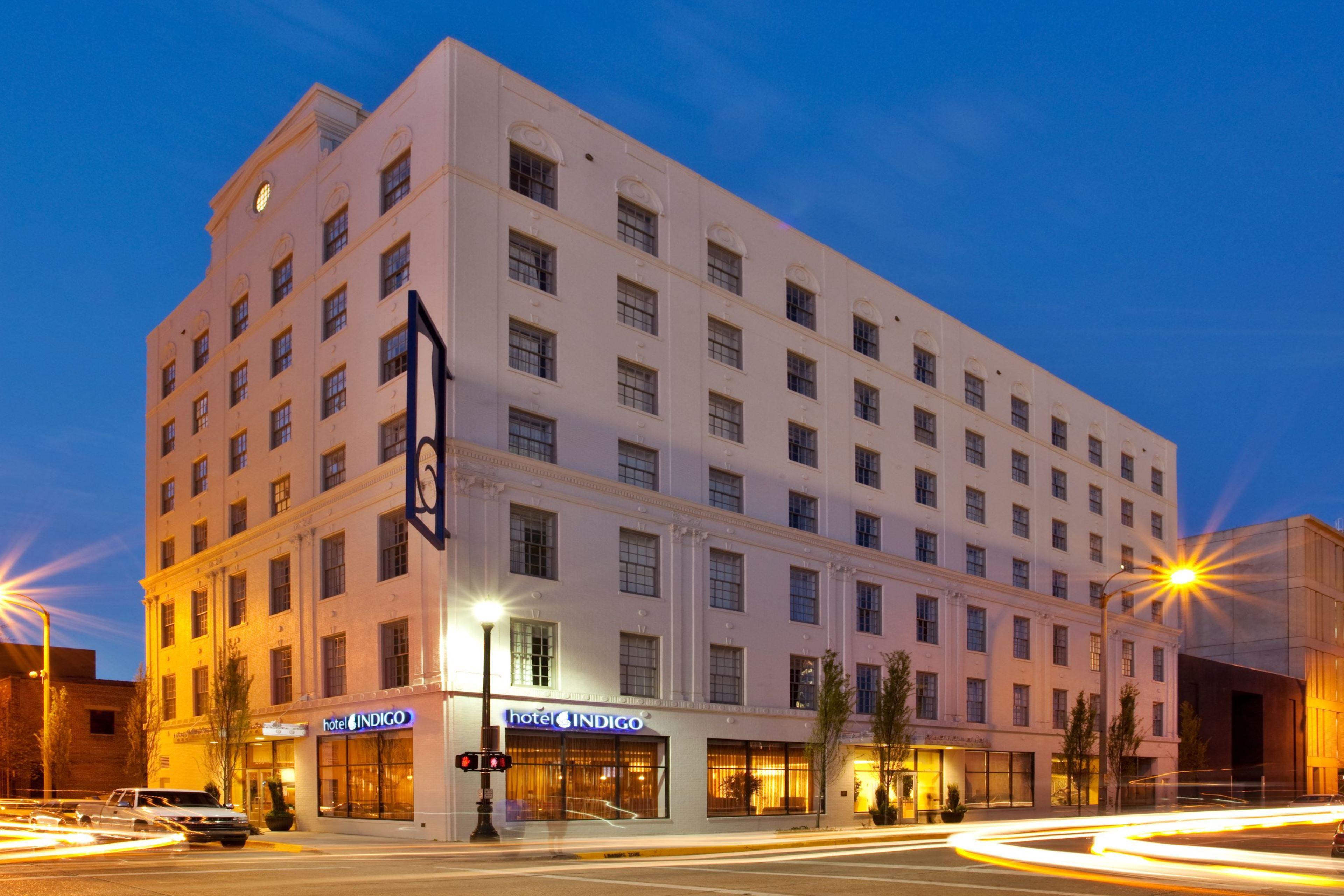 Hotel Indigo Baton Rouge Downtown Baton Rouge La