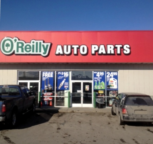 Cal Worthington Ford Anchorage >> O'Reilly Auto Parts in Anchorage, AK 99508 - ChamberofCommerce.com