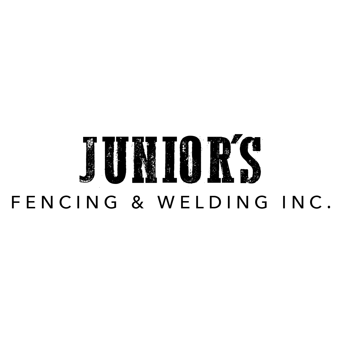 Junior's Fencing & Welding Inc.