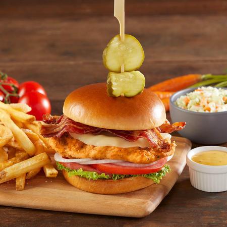 Farmhouse Chicken Sandwich