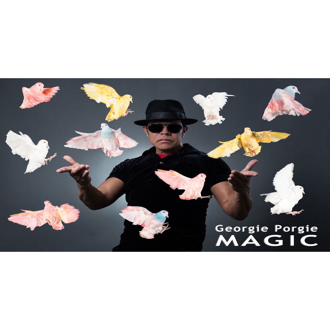 Georgie Porgie Magic - The Real Georgie Porgie