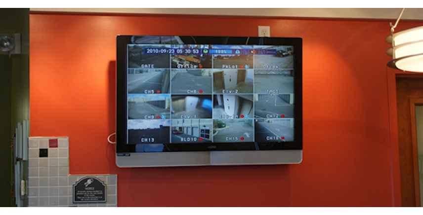 Video Surveillance Long and short term storage