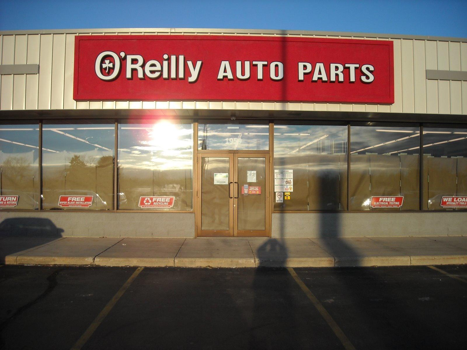 o'reilly auto parts - photo #40