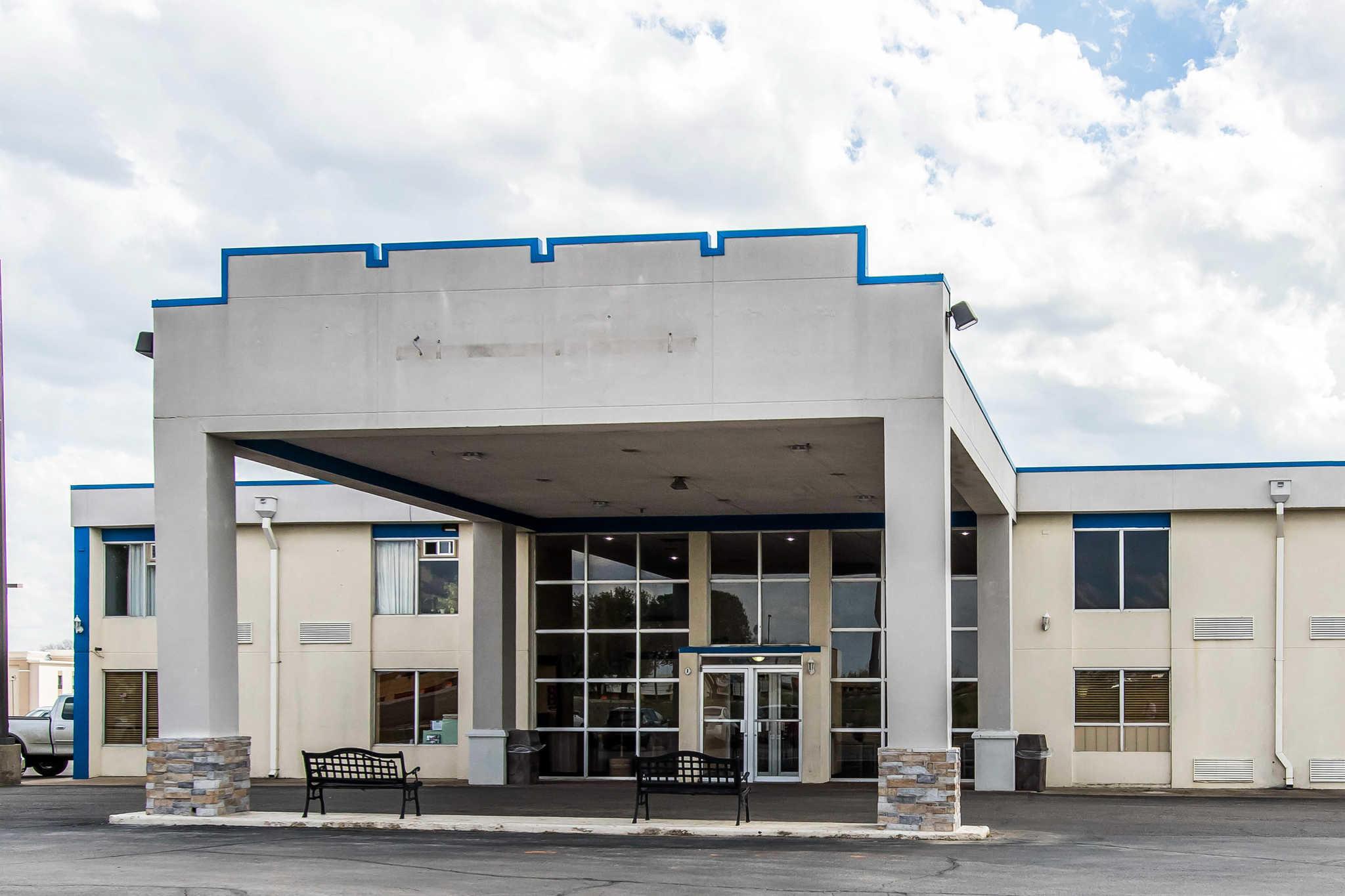 Econo Lodge Ardmore Oklahoma Ok Localdatabase Com