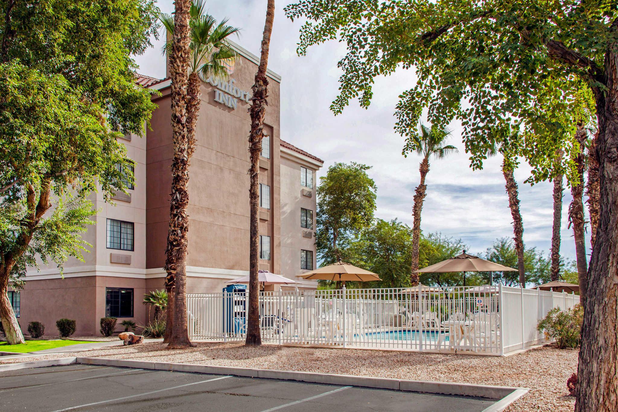 Comfort Inn Hotel Phoenix Az
