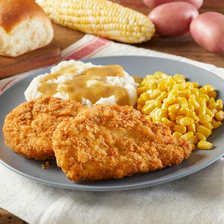 Hand-Breaded Crispy Fried Chicken