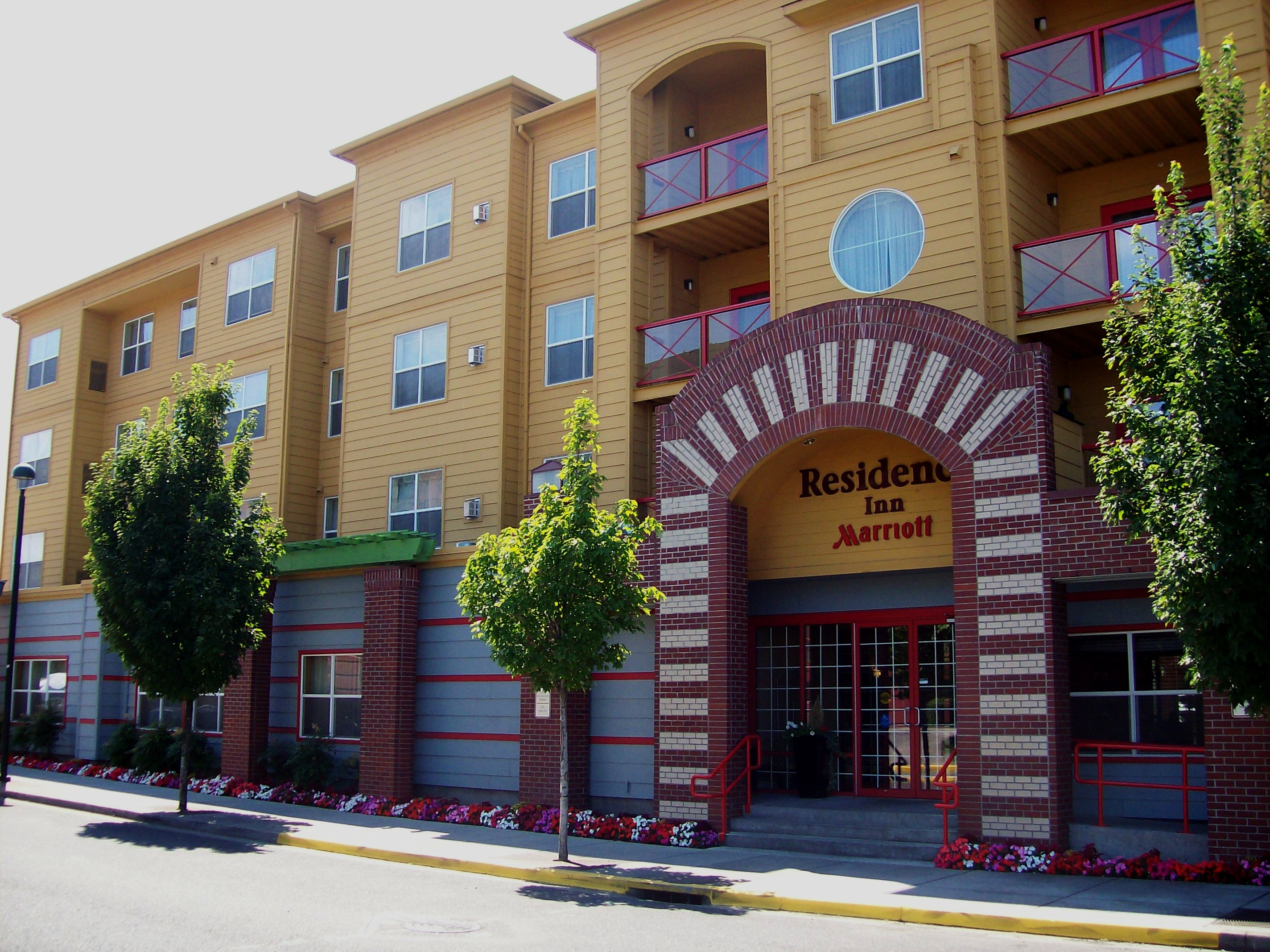 Hotels Near Portland Expo Center
