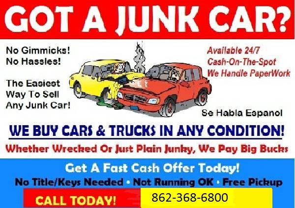 R&G junk car llc