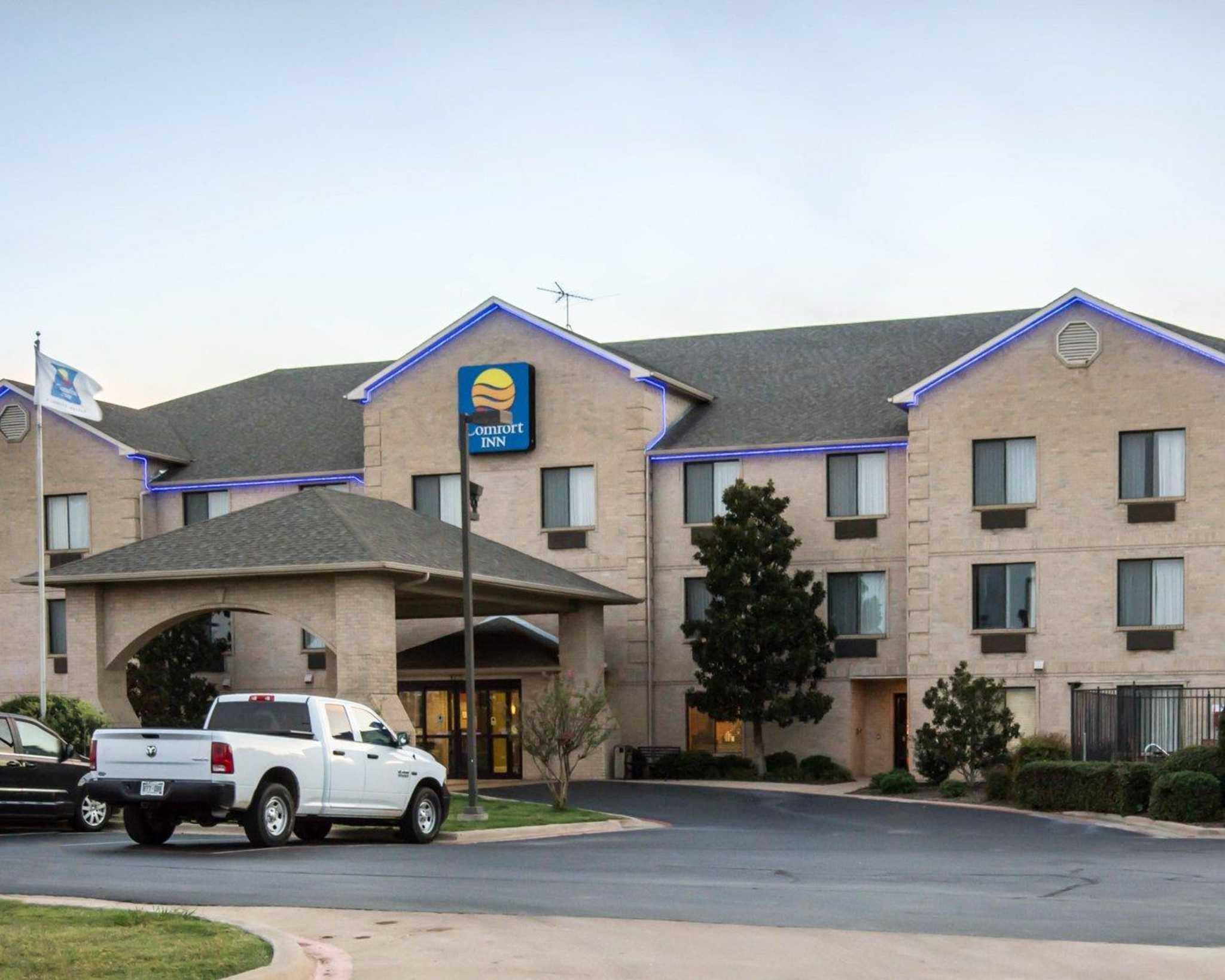 Comfort Inn Mansfield Mansfield Texas Tx