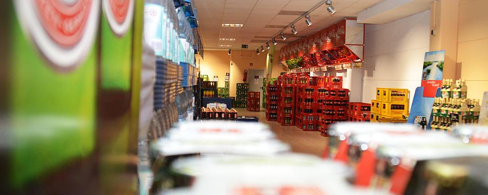 Worringer-Getränkefachmarkt