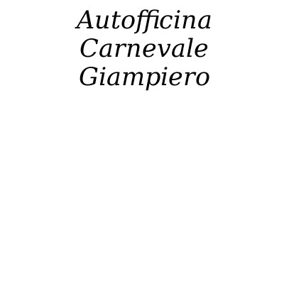 Autofficina Carnevale Giampiero