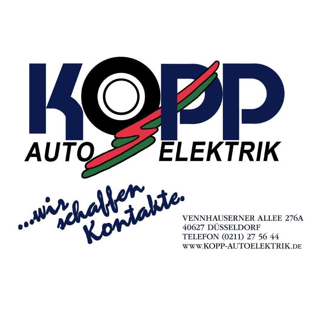 Bild zu Autoelektrik Willy Kopp GmbH Düsseldorf in Düsseldorf