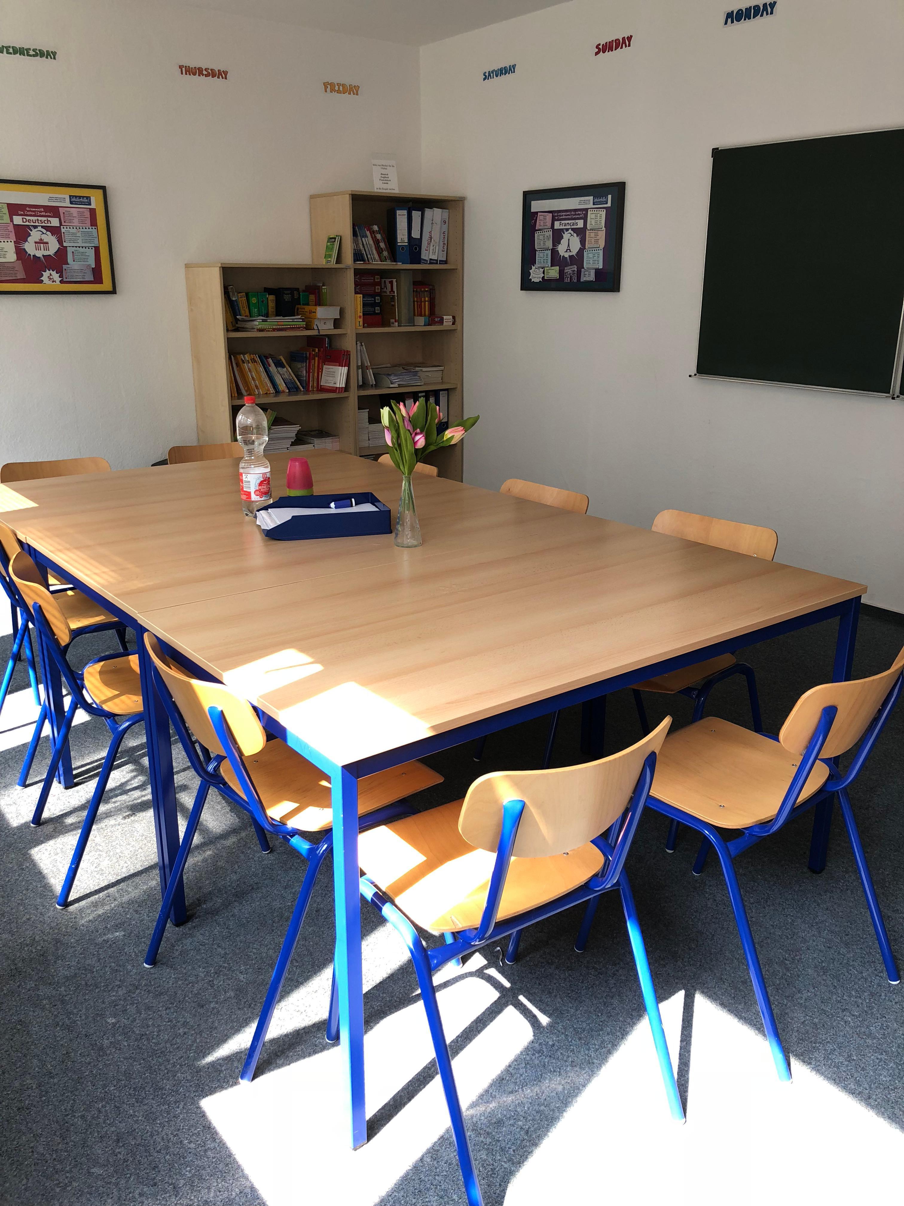 Kursraum der Schülerhilfe Nachhilfe Oberhausen-Sterkrade