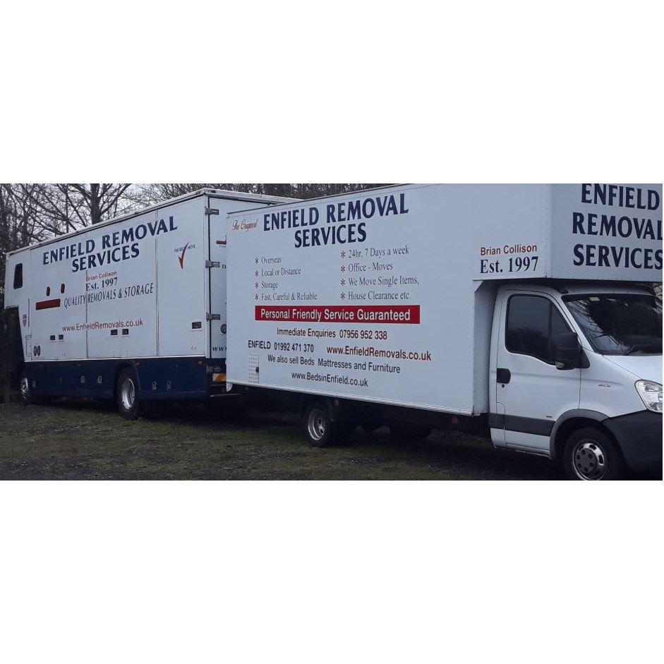 Enfield Removal Services - Enfield, London EN1 1SP - 07956 952338 | ShowMeLocal.com