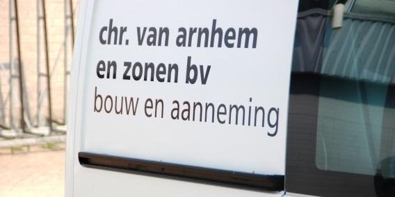 Aannemersbedrijf Chr van Arnhem & Zn BV