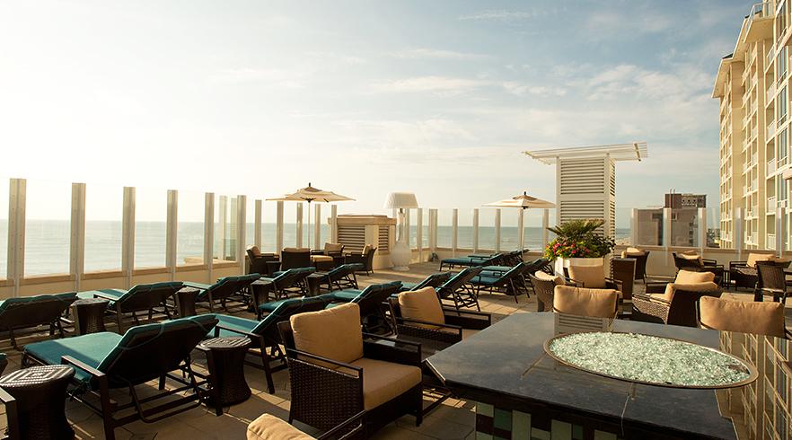 oceanaire resort hotel virginia beach virginia va. Black Bedroom Furniture Sets. Home Design Ideas