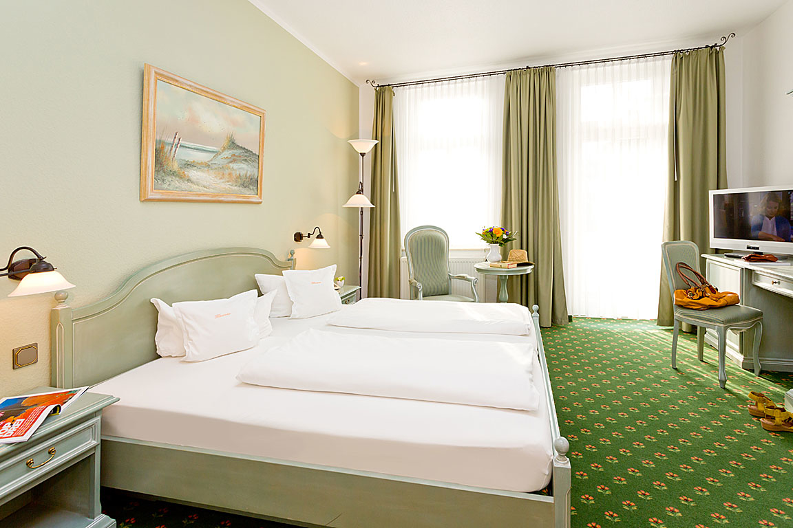 Hotel Villa Neander Ostseebad Binz