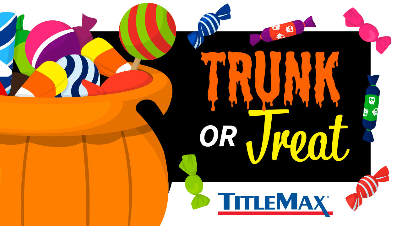 Halloween Trunk or Treat at TitleMax Chatsworth, GA