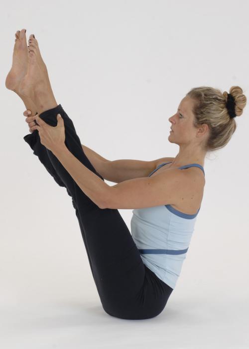 pilates bung open leg rocker  keep in motion PILATES STUDIO | München