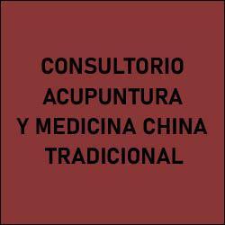 CONSULTORIO ACUPUNTURA Y MEDICINA CHINA TRADICIONAL