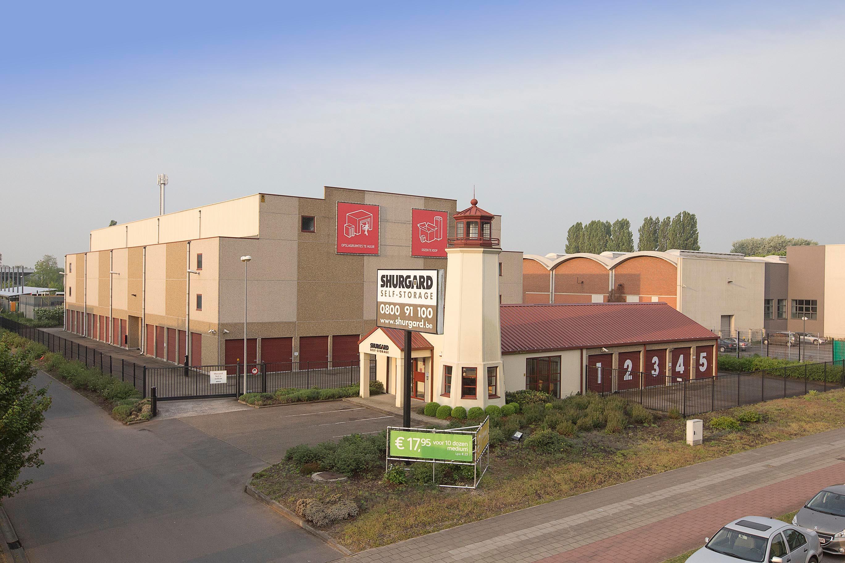 Shurgard Self-Storage Antwerpen Linkeroever