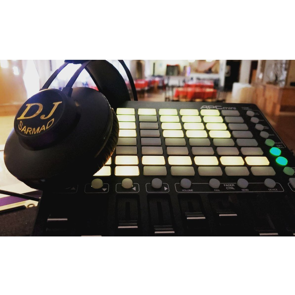 DJ Sarmad