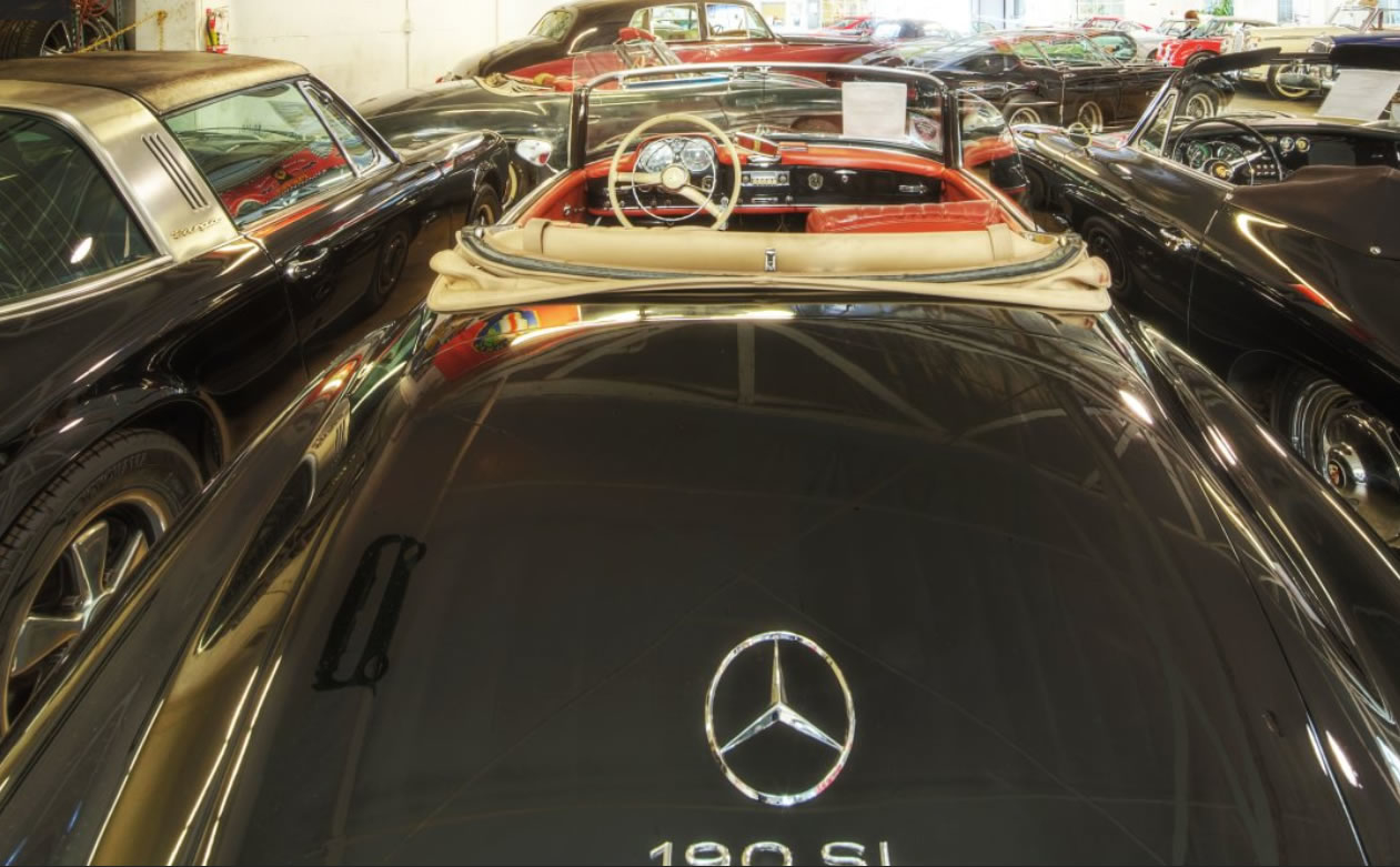 Beverly hills car club los angeles ca for Mercedes benz dealers in los angeles