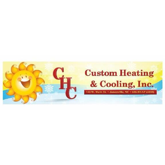 Custom Heating & Cooling, Inc. - Jonesville, NC - Heating & Air Conditioning