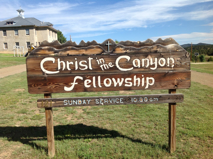 Christ in the Canyons Fellowship