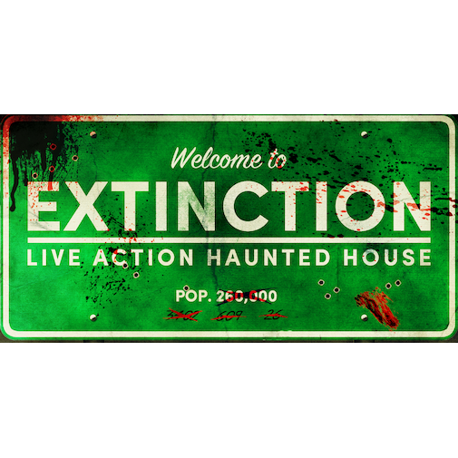 Extinction Haunted House