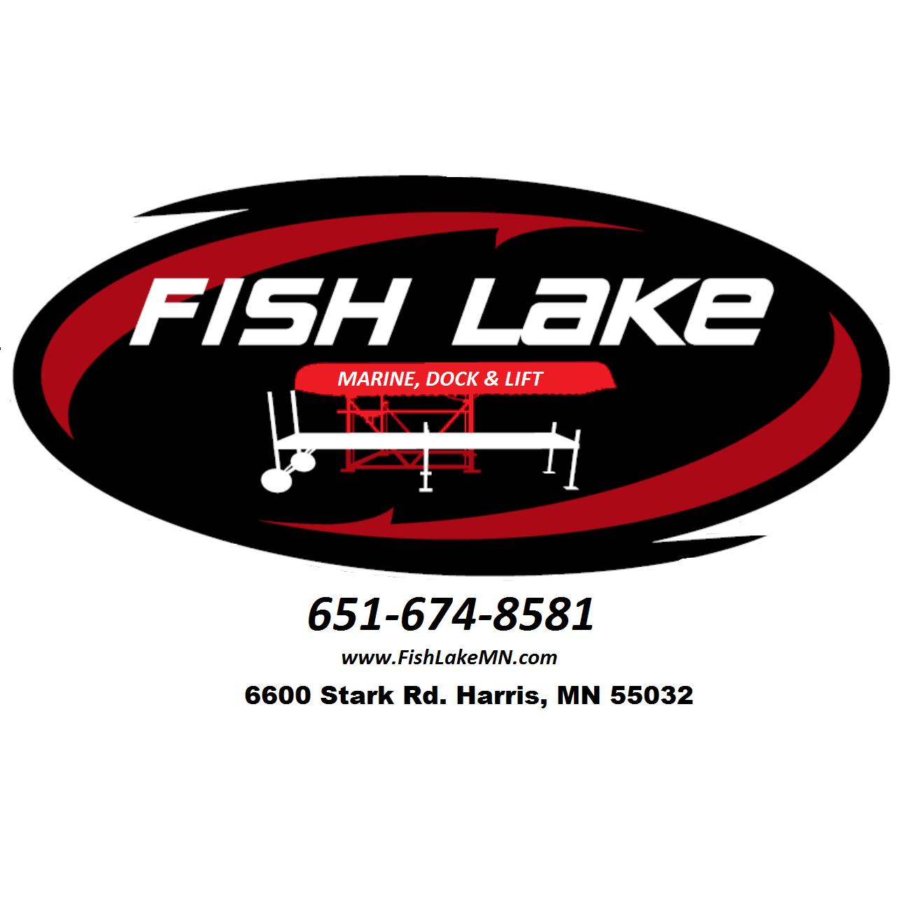 Fish Lake Dock & Lift