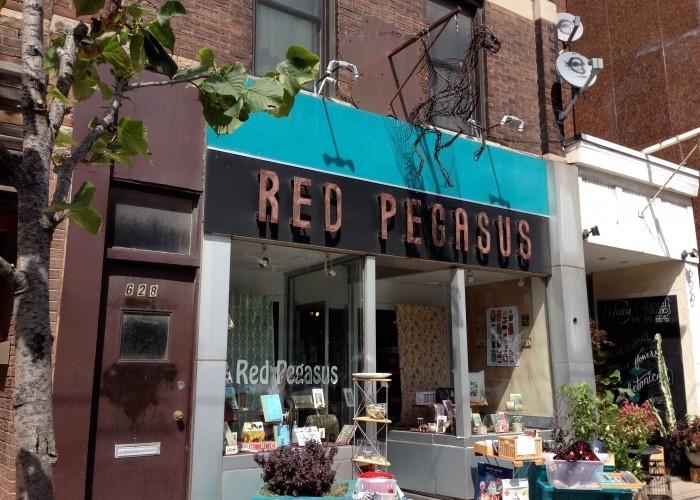 Red Pegasus Ltd