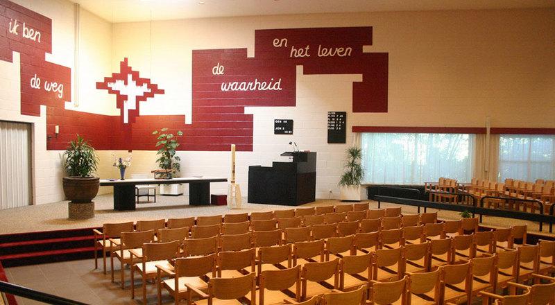 Protestantse Gemeente Hengelo Kerkelijk Bureau