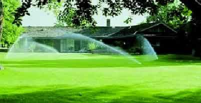 Lawn Sprinkler Installation Kansas City