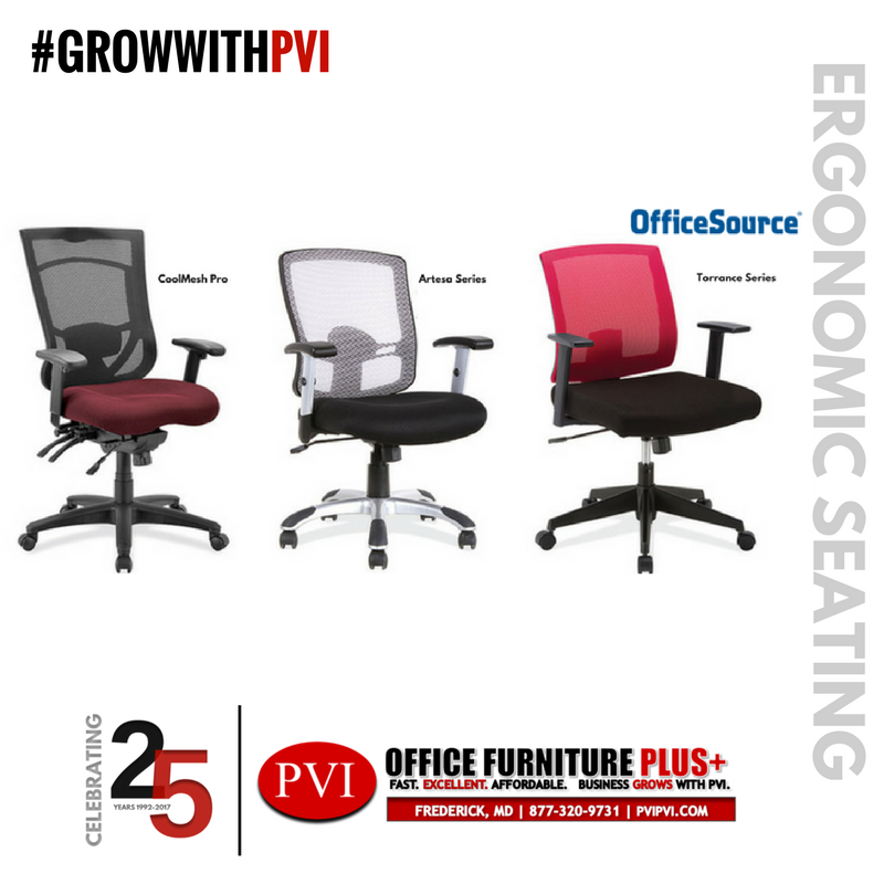 Pvi Office Furniture Frederick Maryland Md