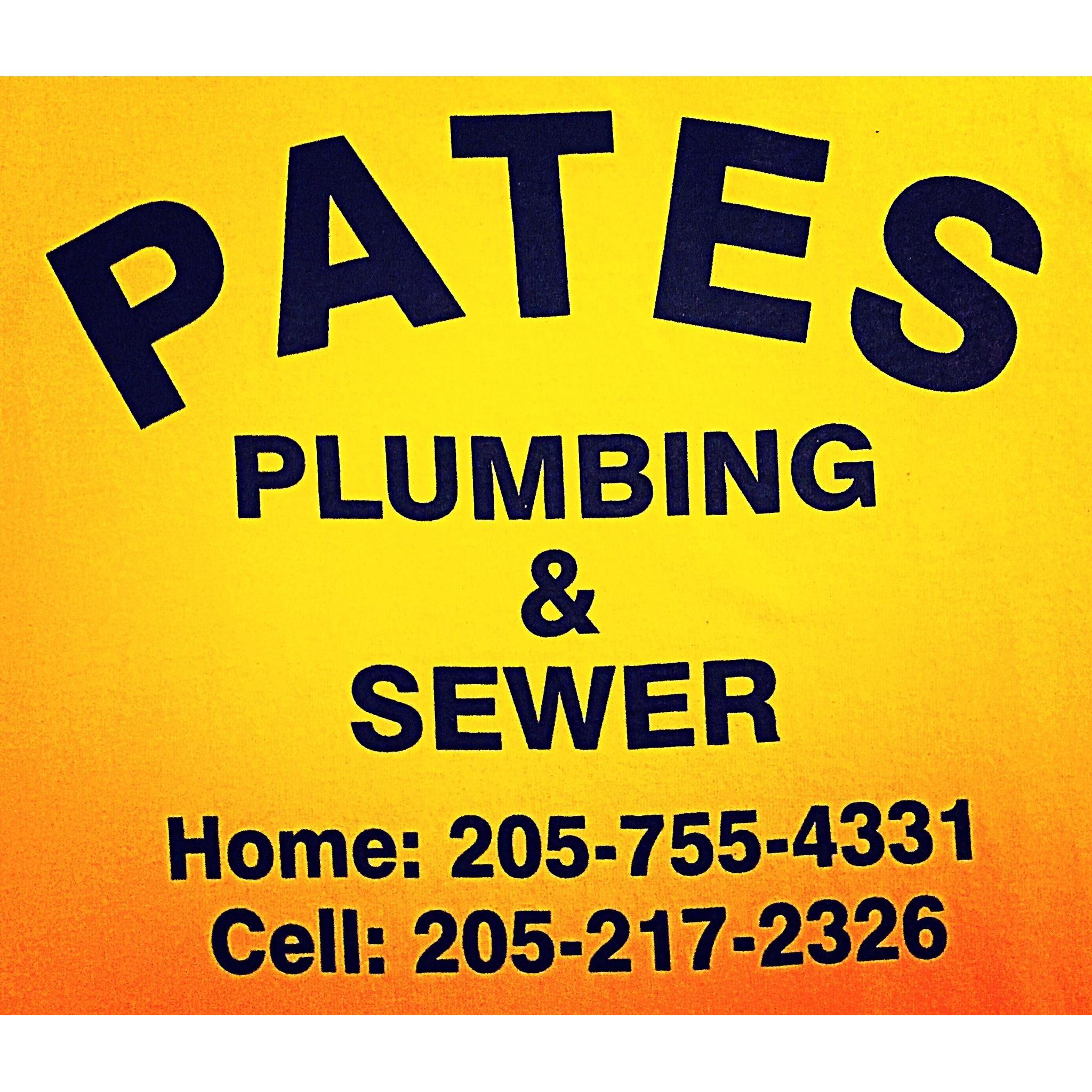 Pate's Plumbing Sewer and Drain Cleaning