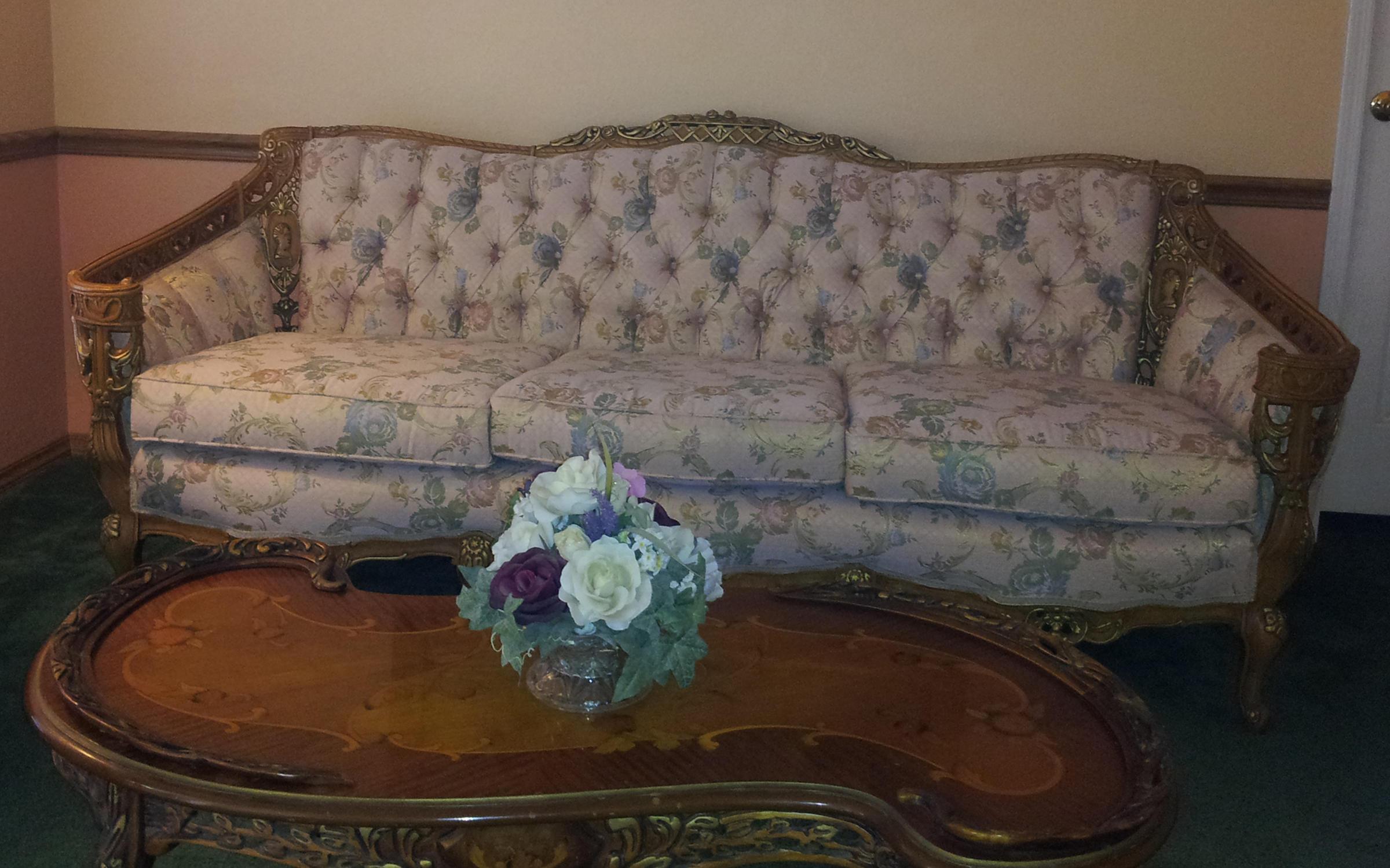 Velvet Touch Upholstery