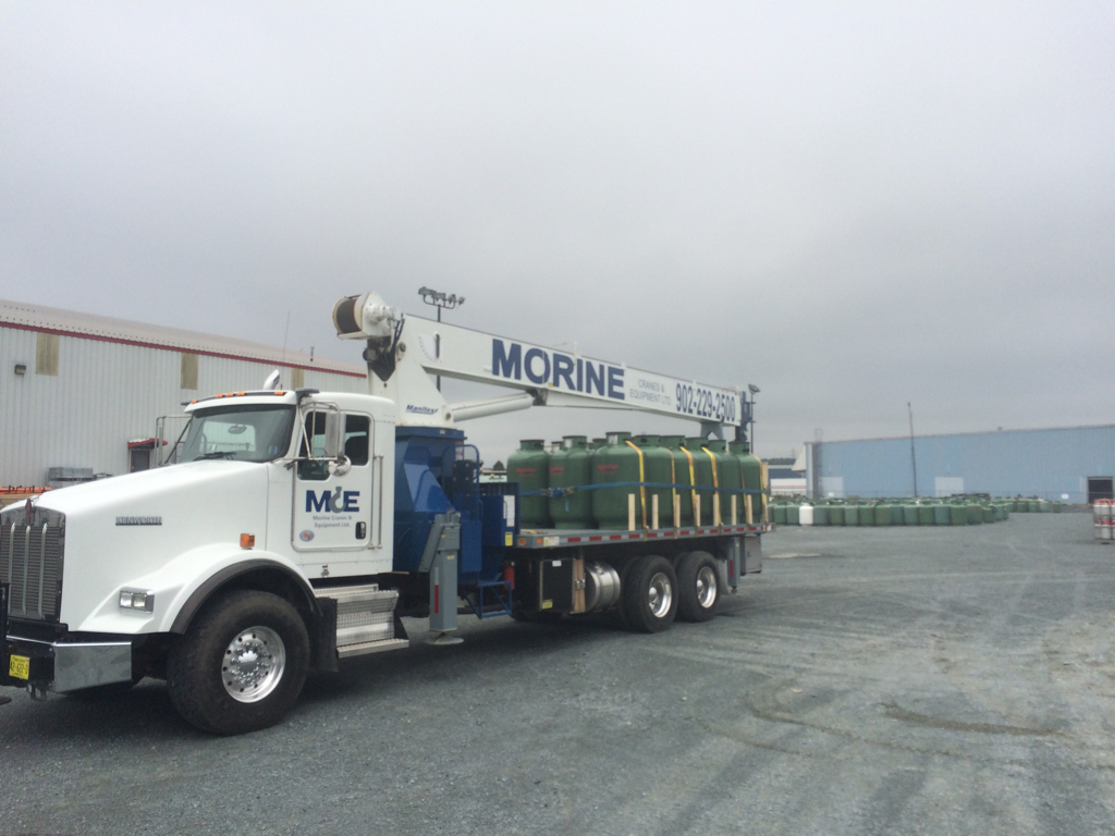 Morine Cranes & Equipment Ltd Dartmouth (902)229-2500