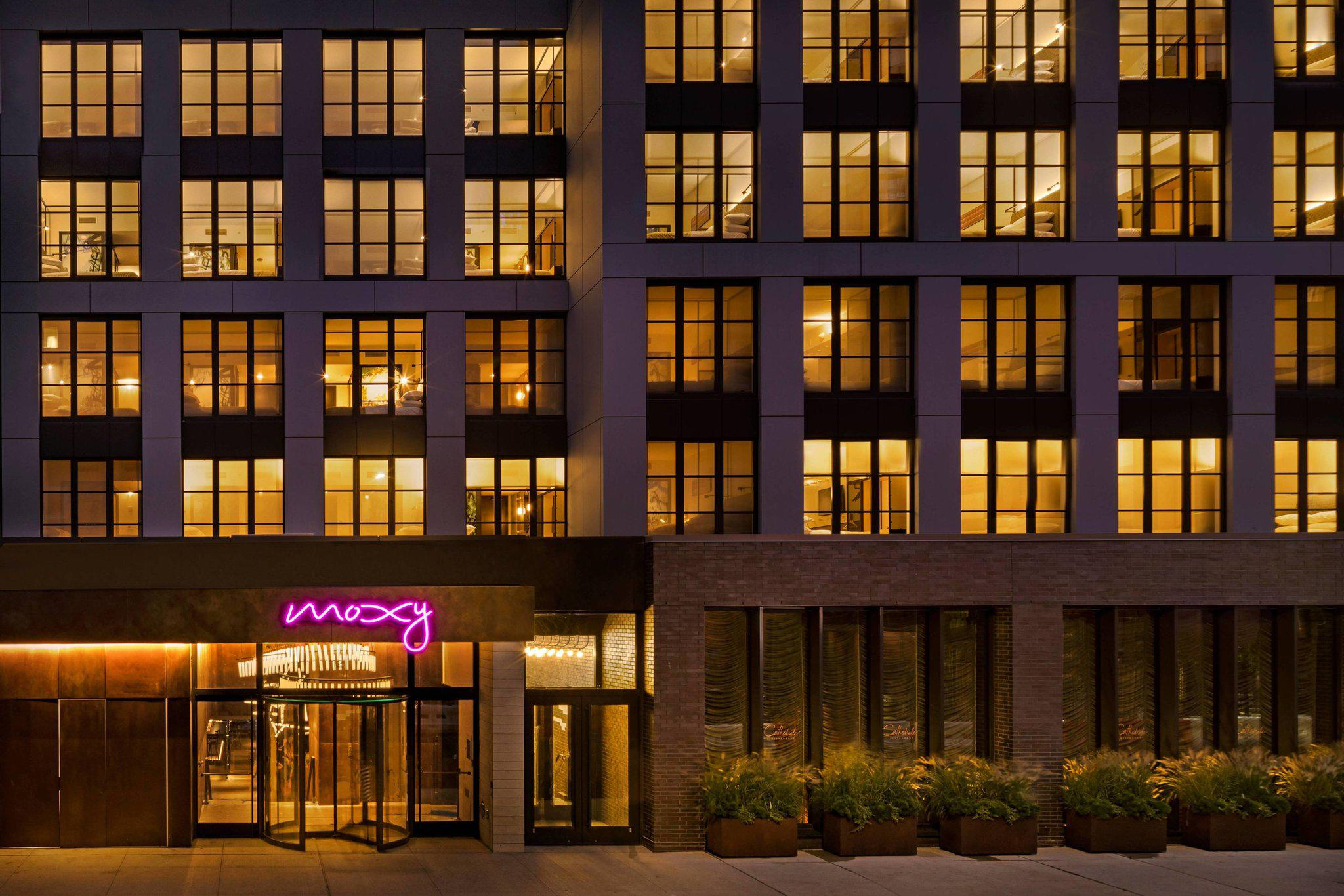 Moxy NYC East Village