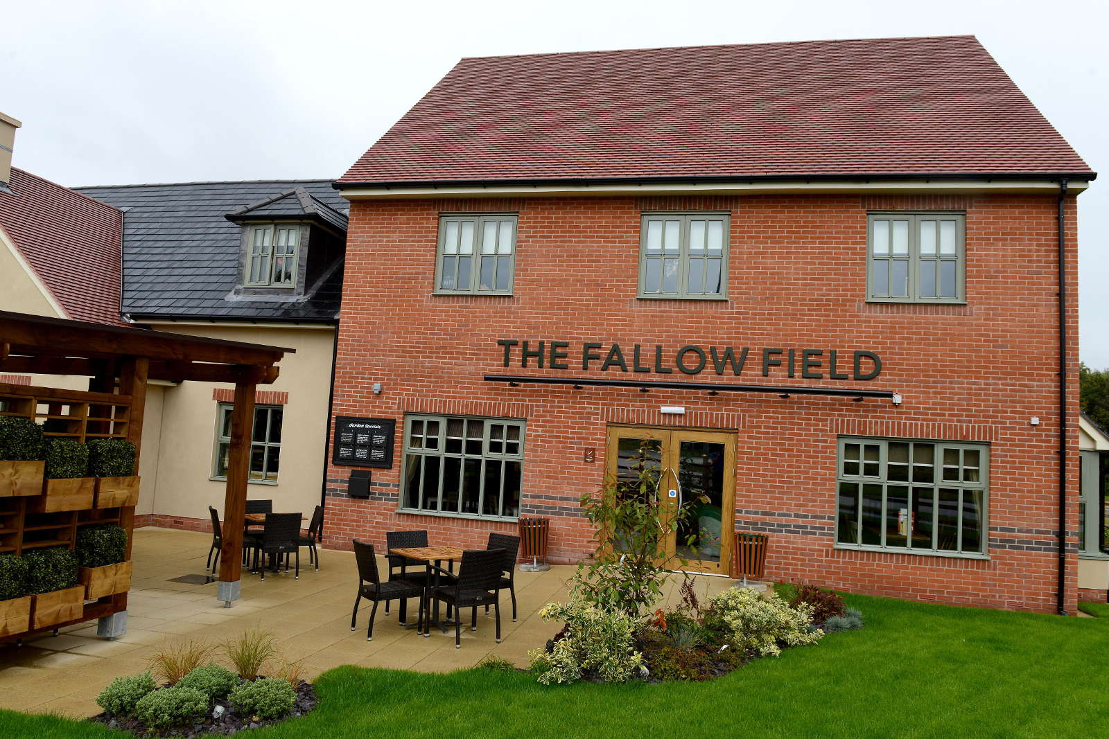 Fallow Field Hadley by Marston's Inn - Telford, West Midlands TF1 6AF - 01952 603542 | ShowMeLocal.com