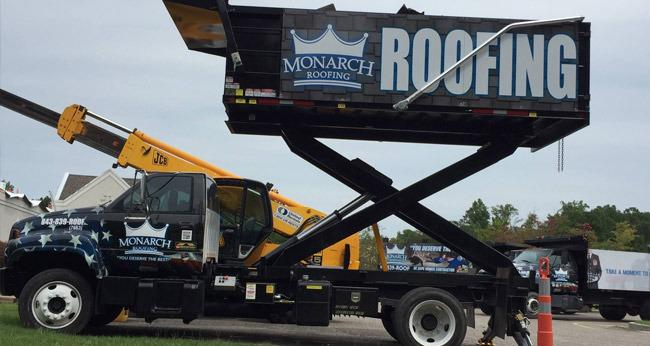 Monarch Roofing Myrtle Beach