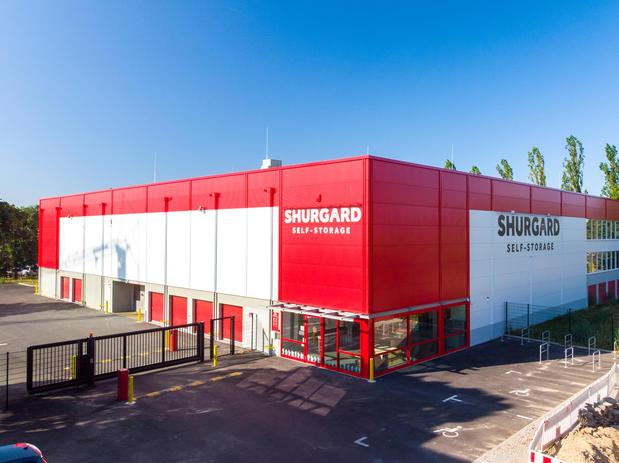 Kundenbild klein 1 Shurgard Self-Storage Berlin Neukölln