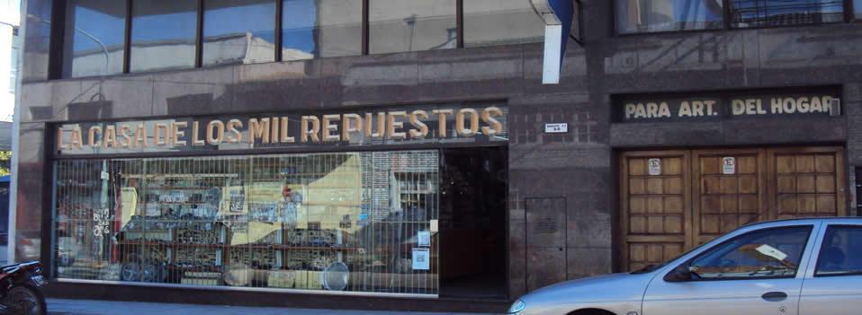 CASA DE LOS MIL REPUESTOS
