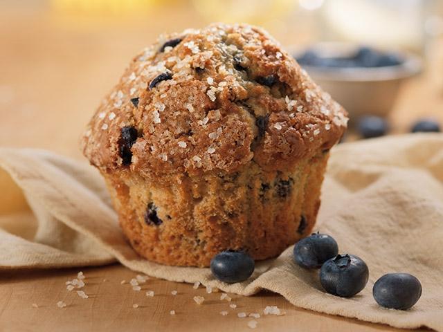Dunkin' Blueberry Muffin